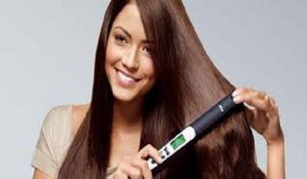 Alisar cabello