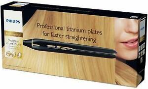 Plancha de Pelo Philips HPS930 - datos tecnicos