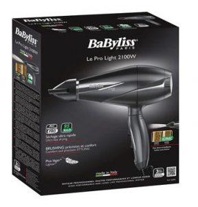 secador babyliss le pro light 6609e el mejor secador de pelo babyliss