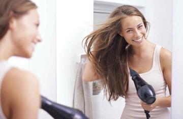 Secador de pelo de viaje - potencia