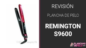Plancha de Pelo Remington S9600