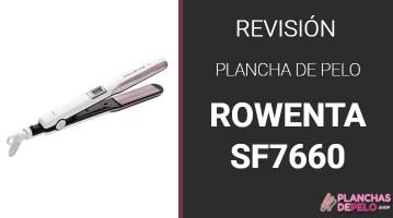 Plancha de Pelo Rowenta SF7660