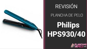 Plancha de Pelo Philips HPS930/40