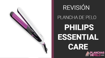 Plancha de Pelo Philips Essential Care